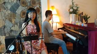 Với em là mãi mãi - Hương Tràm - Acoustic cover