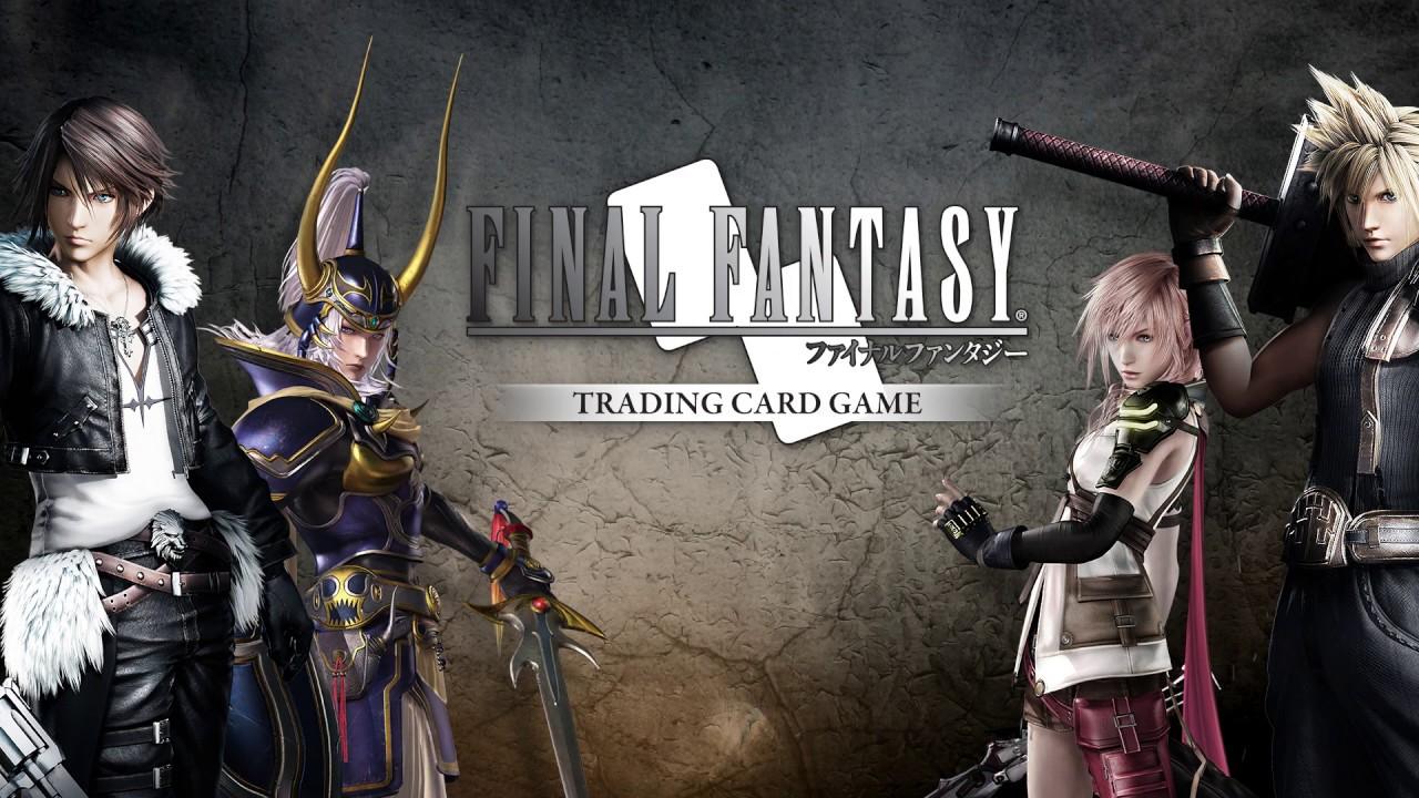 Carte FINAL FANTASY EDEA 2-100H