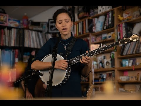 Kaia Kater: NPR Music Tiny Desk Concert
