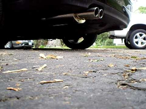 2003 jetta vr6 magnaflow exhaust youtube publicscrutiny Image collections