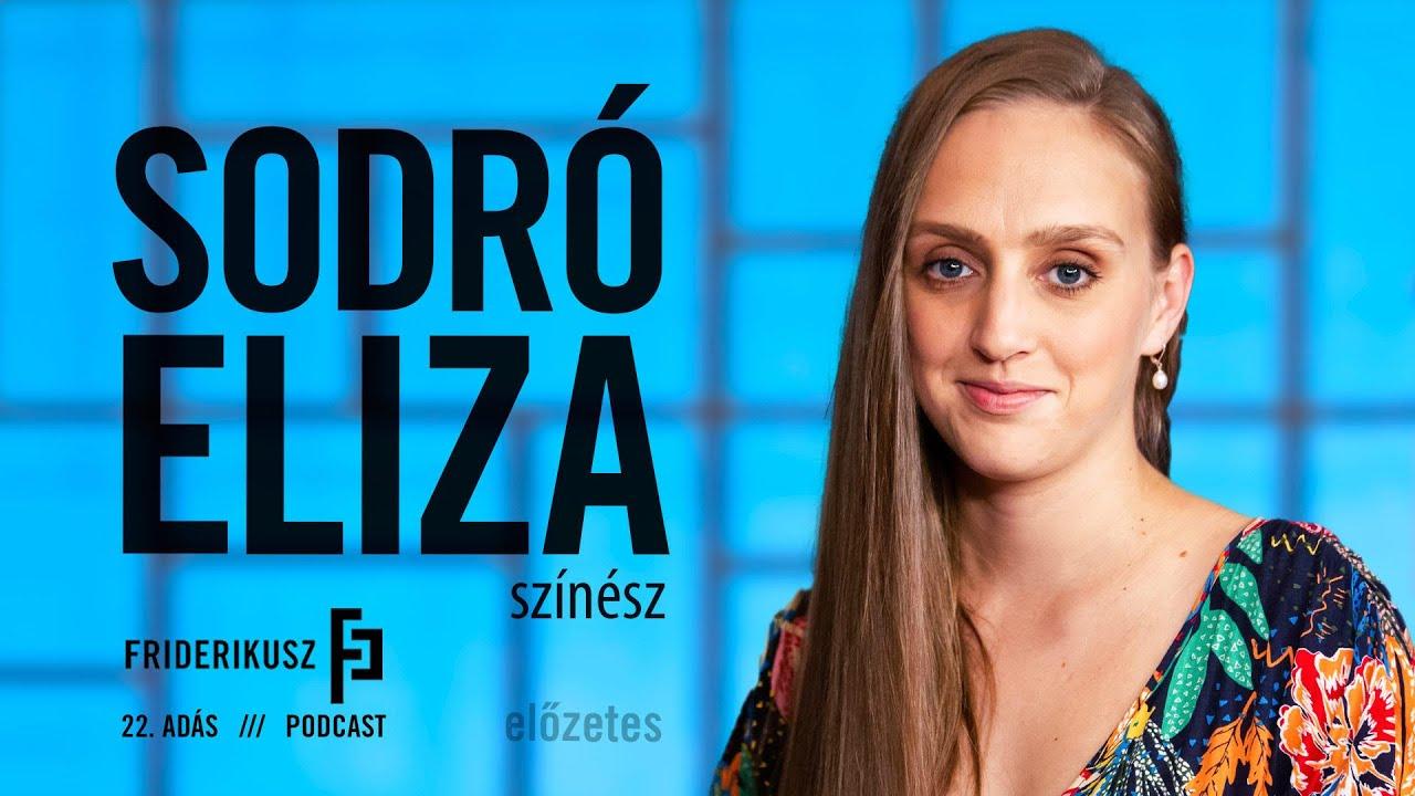 Sodró Eliza, színész // Előzetes