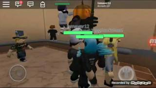 In the funniest elevator in the world Roblox c/IreneVerPez