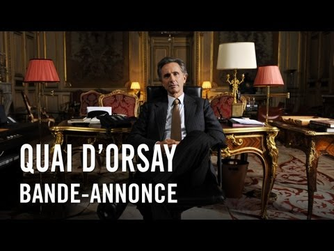 Quai d'Orsay  Bandeannonce officielle