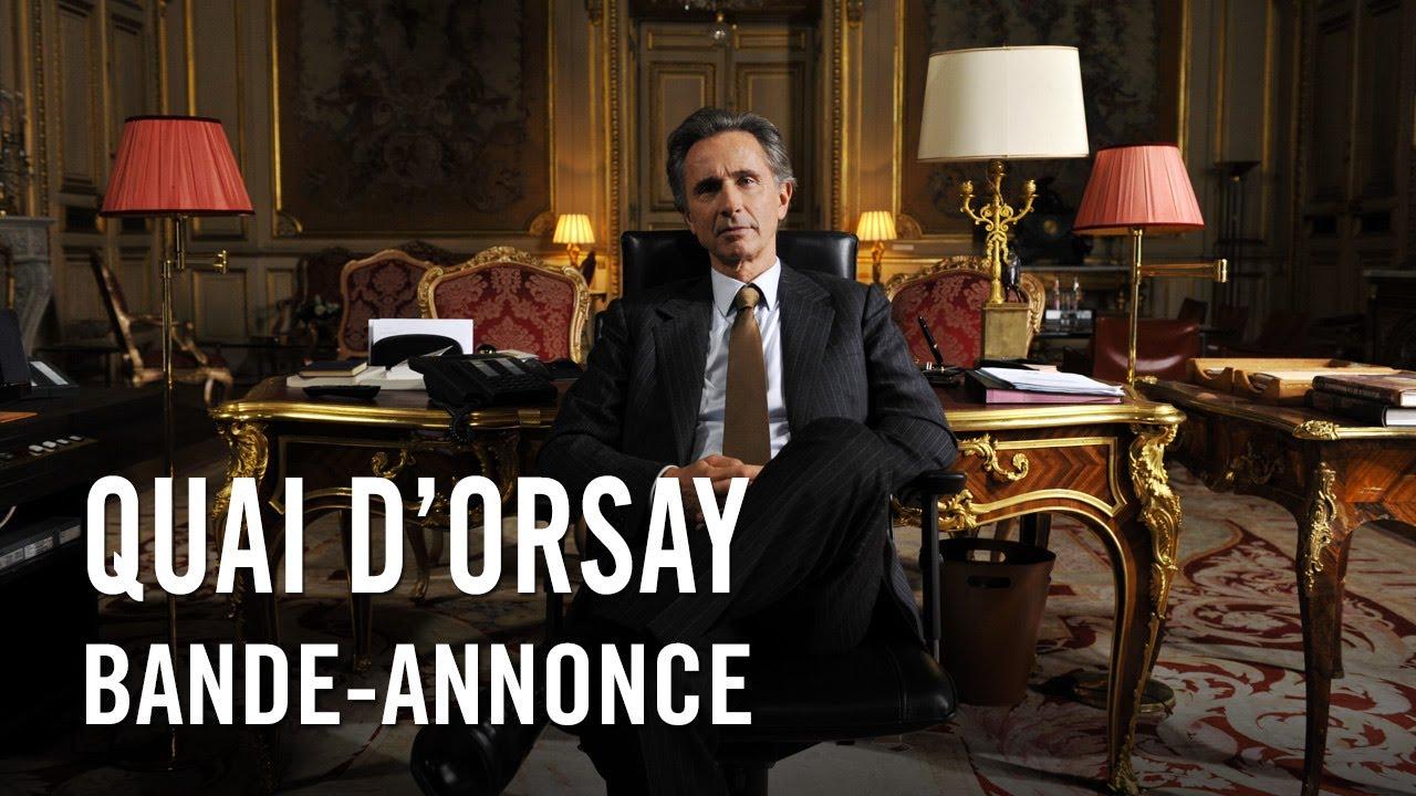 Quai d'Orsay - Bande-annonce officielle