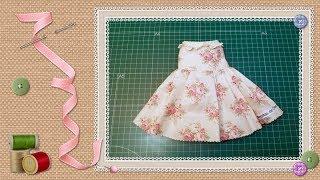 Tutorial conejos de pascua: Ropa de la conejita / Easter rabbits tutorial: Bunny clothes
