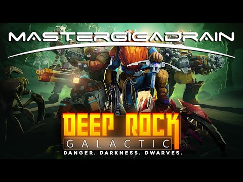 For Rock and Stone | Deep Rock Galactic | MasterGigadrain