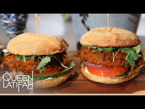 Chef Makini Howell Makes Yummy Vegan Cuisine