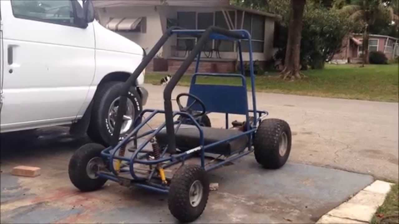 Yerf Dog Go Kart Project #1