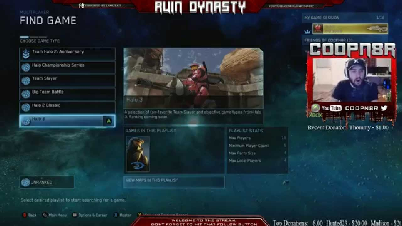 halo mcc matchmaking rank reset Halo mcc: 50 boosti ng  this method will not cause your rank to get reset however matchmaking is constantly being improved and changed by 343 to remove glitches.