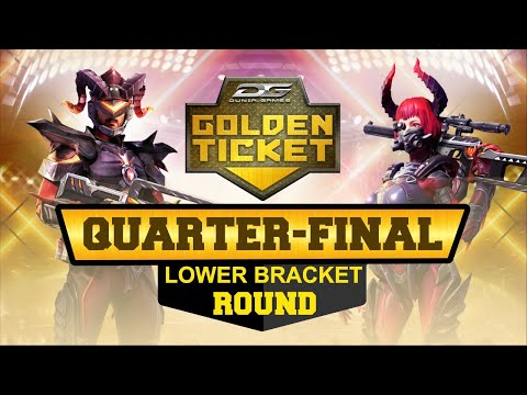 Dunia Games Golden Ticket FFIM 2019 Quarter Final - Lower Bracket Round