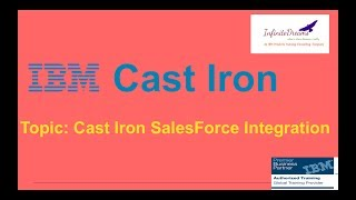 IBM Cast Iron Tutorial: Cast Iron to SalesForce Integration