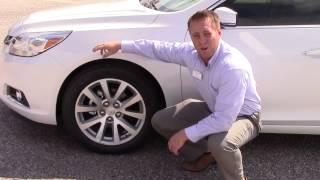 2015 Chevrolet Malibu LTZ Walkaround