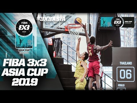 LIVE 🔴 - FIBA 3x3 Asia Cup 2019 - Day 2 - Changsha, China