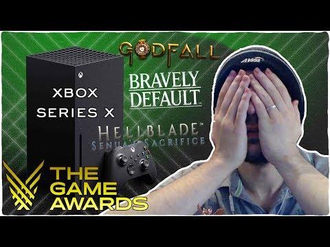 THE GAME AWARDS 2019 – XBOX SERIES X, SENUA'S 2, GODFALL, BRAVELY DEFAULT 2…