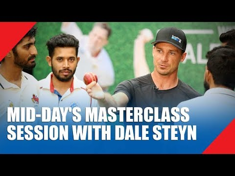 Watch Dale Steyn Get Candid About His Trade Secrets in the Bowling Business