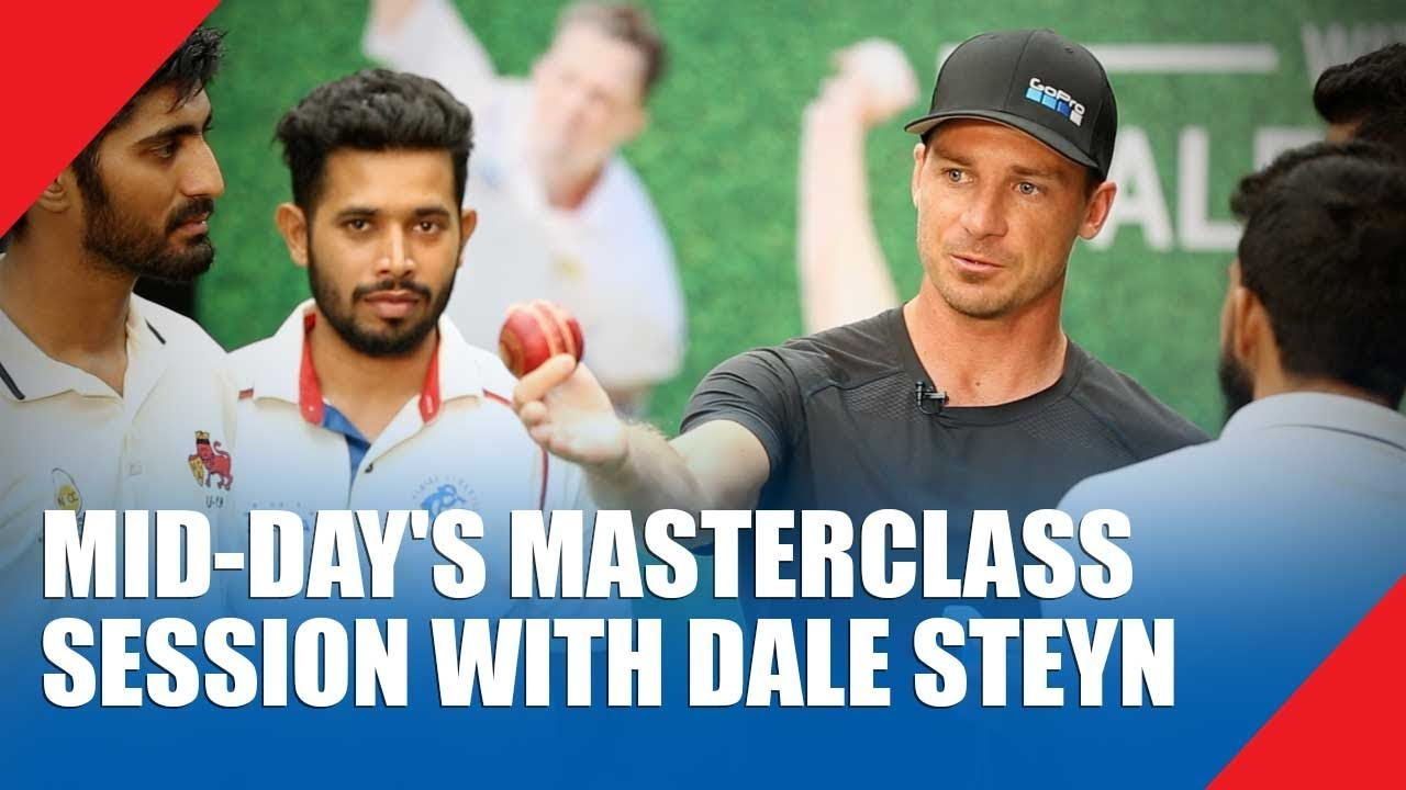Download Dale Steyn On Shaun Pollock, His Bowling Secrets And His Spell In Nagpur | Midday Masterclass