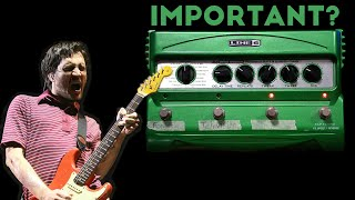 Do you REALLY need the DL4 for Frusciante Delay Sound?