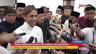 Alasan Lengkap Jokowi Pilih Nadiem Makarim Jadi Mendikbud - JPNN.com