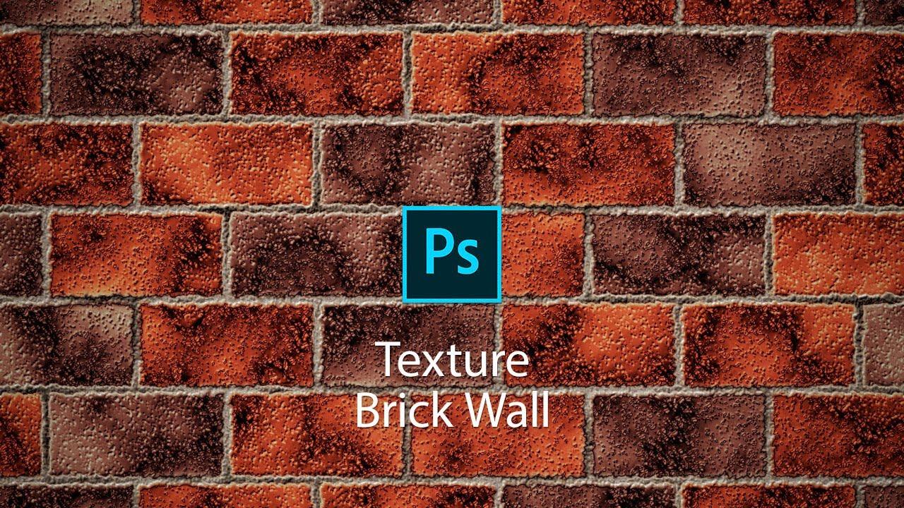 Photoshop texture tutorials of brick wall youtube photoshop texture tutorials of brick wall baditri Gallery