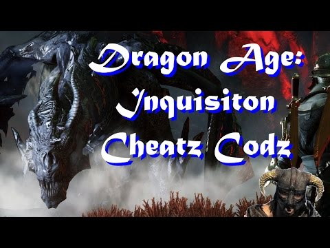 Dragon Age: Inquisition  - 1st Cheat Code