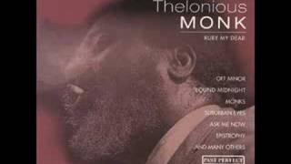 Thelonious Monk-Ruby My Dear