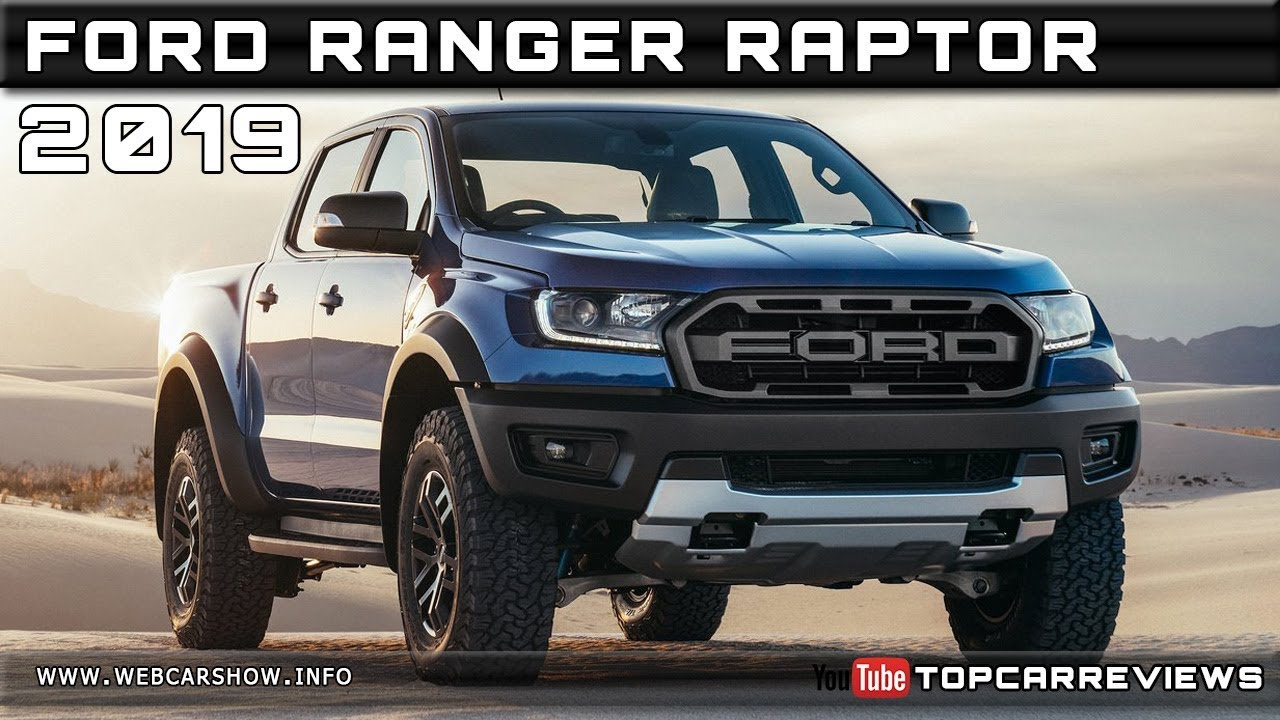 2019 Ford Ranger Raptor Review Rendered Price Specs Release Date