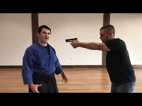 More Aikido Possibilities For Active Shooter Situations
