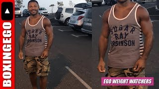 KELL BROOK'S NEW MASSIVE 154 FRAME (EGO WEIGHT WATCHERS) thumbnail