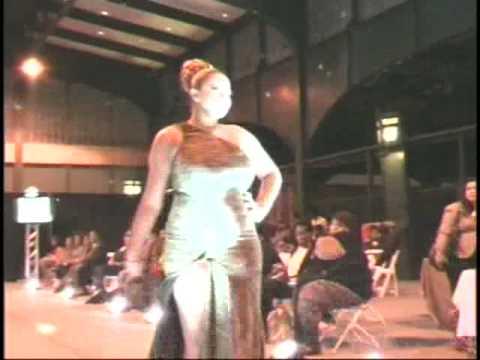 Jersey City Fashion Week 3 pt2. Designer Tyrone Chablis