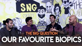 Video SnG: What Are Our Favourite Biopics? feat. Rajkummar Rao | Big Question S2 Ep37 download MP3, 3GP, MP4, WEBM, AVI, FLV April 2018