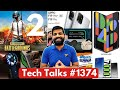 Tech Talks #1374 - PUBG Mobile 2 Launch, Mi 11 Lite, Folding Pixel, Titanium iPhone, M62 Launch, 5G