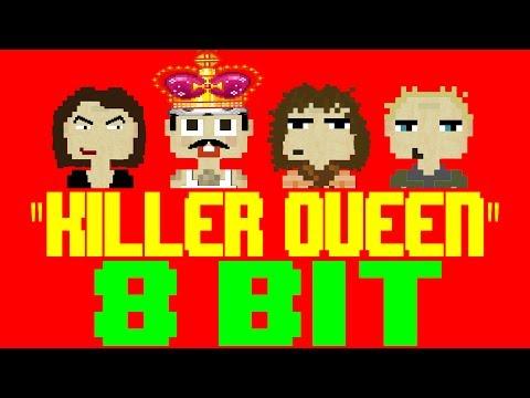 Killer Queen [8 Bit Tribute to Queen] - 8 Bit Universe