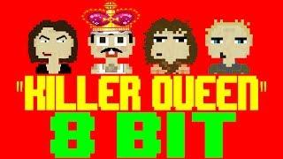 killer queen 8 bit tribute to queen 8 bit universe