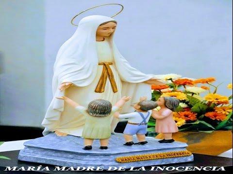 MARÍA  MADRE DE LA INOCENCIA (Advocación)