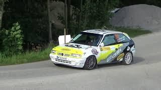 2. Perger Mühlstein Rallye 2018 BLEI Jürgen-BLEI Franz