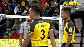 Stl 2018: Penang Black Panthers Lwn Perak Bison | 2-1 | Astro Arena