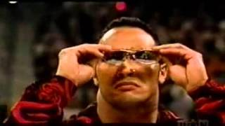 WWF WWE Attitude Promo The Rock vs. Triple H McMahon-Helmsley Regime