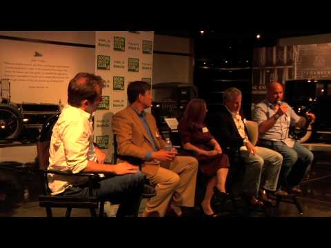 Social Media Club LA - Panel on Automotive Media