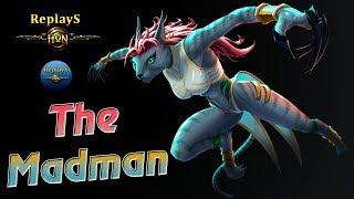 HoN - The Madman - ???????? `Skandalouz Gold I