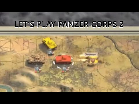 Panzer Corps 2 Battle of Bryansk with AC/DC's Touch Too Much |