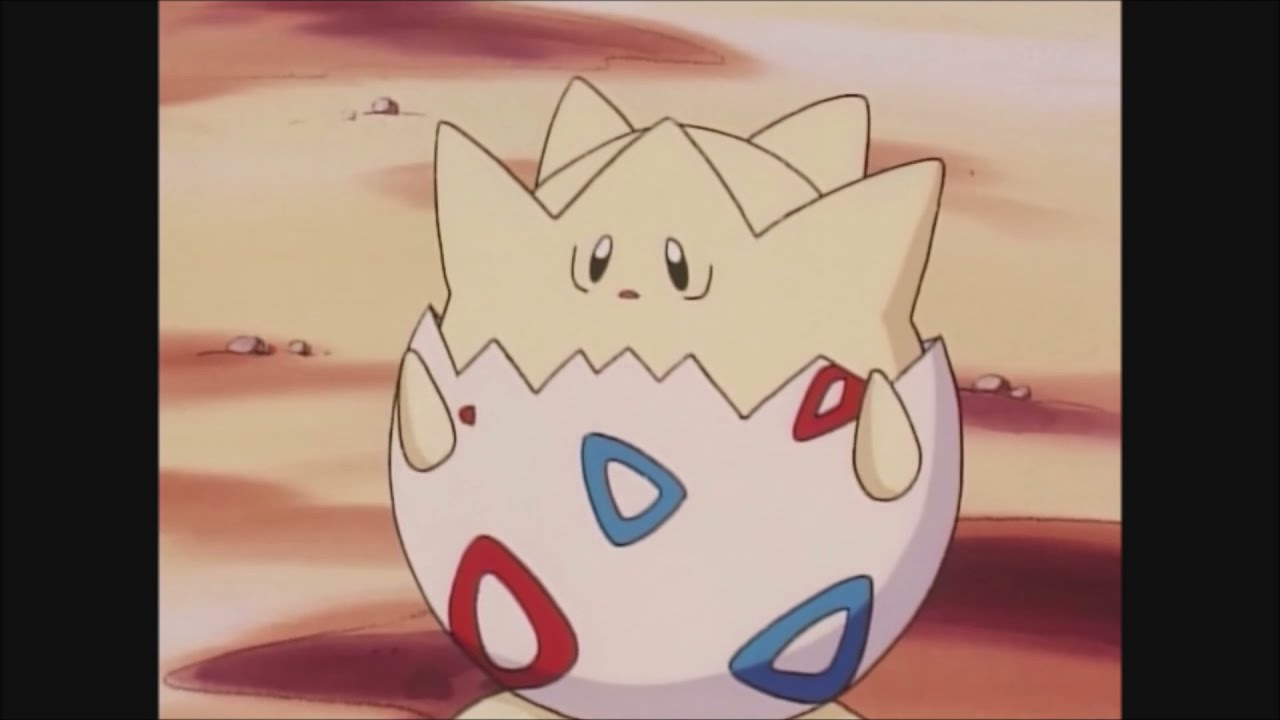 Togepi's Metronome Attack - The Underground Round Up