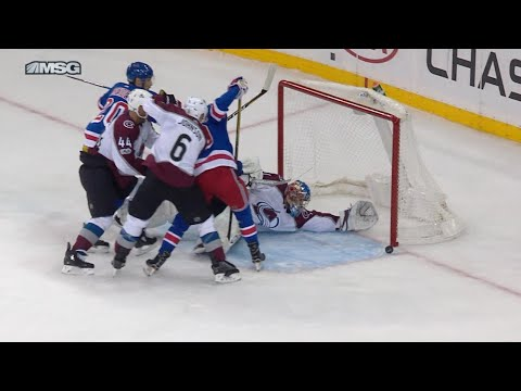 10/05/17 Condensed Game: Avalanche @ Rangers