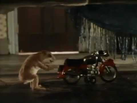 The mouse and the motorcycle (1986) vacuum scene - YouTube