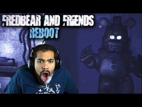 WHY IS FREDBEAR SO FAST?!   Fredbear and Friends: Reboot   #2