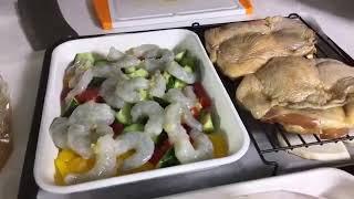 【Mobile01】小惡魔水波爐烹飪教室又來囉!這次我們要同時製作4道蒸烤料理!