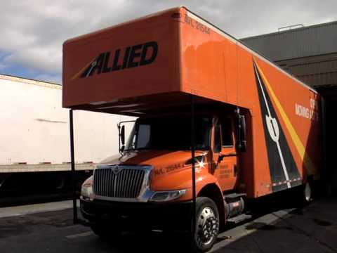 Allied Van Lines - O'Brien's Moving, Interstate Hauling, Allentown, PA