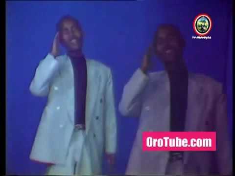 Muktar Usman - Ijoollee Meetaa Gamaa Old School Music Video