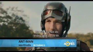 ANT-MAN Trailer - Star Movies Vietnam