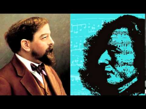 Chopin et Debussy (Experiment on Two Chords)
