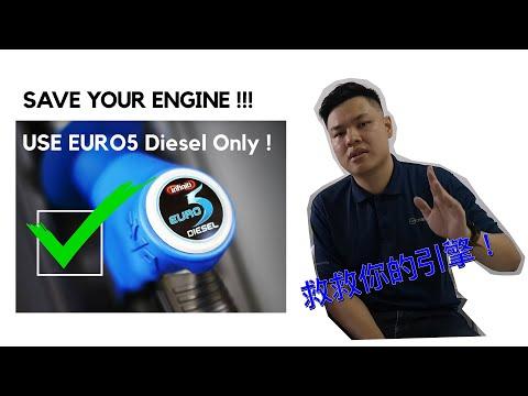 #28 Why use EURO5 diesel ? 为何要用 Euro5级 柴油